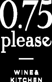 0.75 please